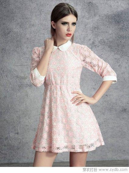 淑女都爱连衣裙